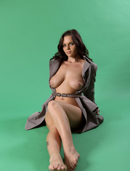 Conchita Exposes Her Sexy Nude Body