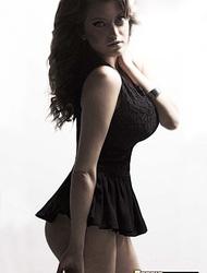 Francoise Boufhal nude