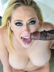 Black And Blonde Anal