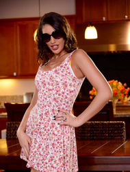 August Ames Plays With Herself