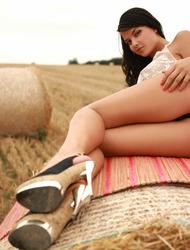 Sasha Cane Strip Naked Showing Hot Body