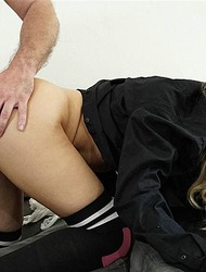 Staci Carr Gets Nailed