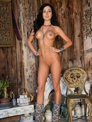 Gemma Lee Farrell Naked Excepts For Her Boots