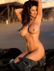 Petra Verkaik Nude Beach