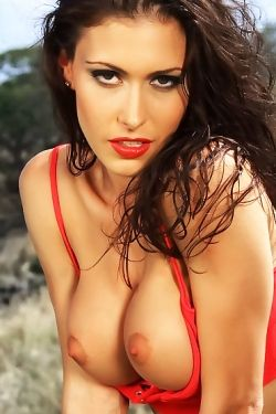 Hot Jessica underwear