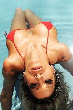 Busty Babe Kayla Carrera
