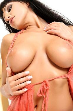Busty Babe Marta