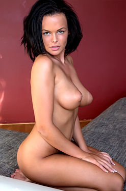 Big boobs seductive girl