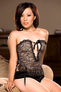 Asian Playboy Marie Nguyen