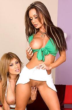 Lisa Daniels & Crissy Moran