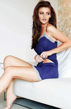 Cintia Dicker Posing In Lingerie