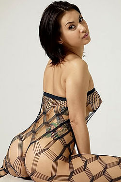 Hot Asian Maria Ozawa In Fence Nets
