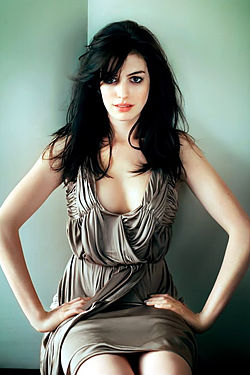Most Beautiful Woman - Anne Hathaway
