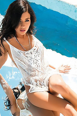 Gemma Lee Farrell At Playboy