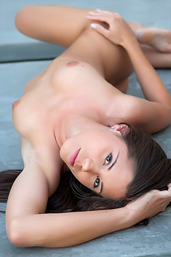 Little Caprice Shows Her Beautiful Body