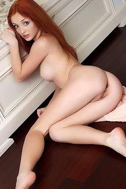 Naked Redhead Girl Micca