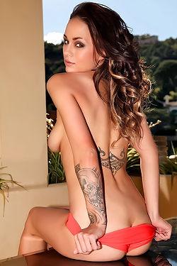 Bikini Babe Mica Martinez
