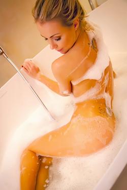Becky Roberts Bathing