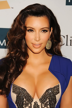 Kim Kardashian Always Beautiful