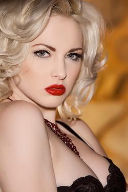 Carissa White Via Playboy