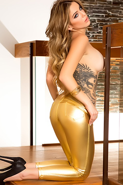 Sophia Presley In Fancy Pants