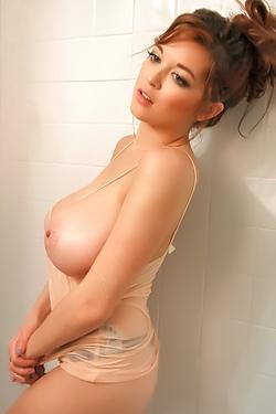 Tessa Beige Shower Camis