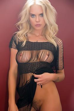 Rachel Harris Sexy Playboy Babe