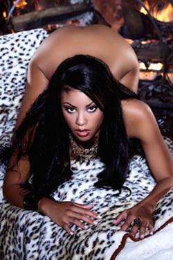 Ebony Queen Rihanna Rimes