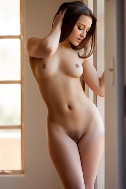 Dani Daniels Shows Her Perky Tits