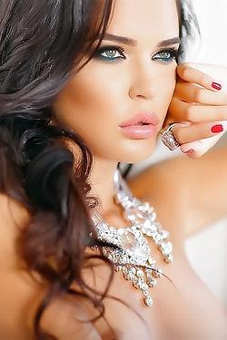 Model Inessa Tushkanova