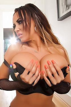 Busty Danniella Levy