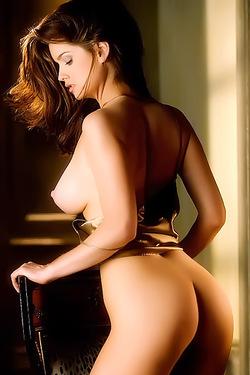 Playboy Carrie Stevens