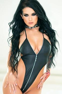 Katrina Jade Enjoying Striptease