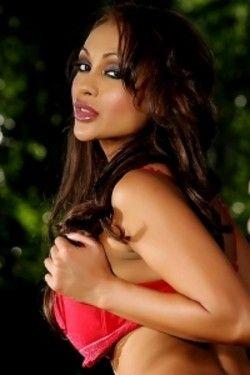 Priya Anjali Rai red lingerie
