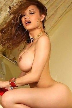 Naked Francine Dee