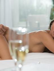 Caprice Sensual Sex Scene